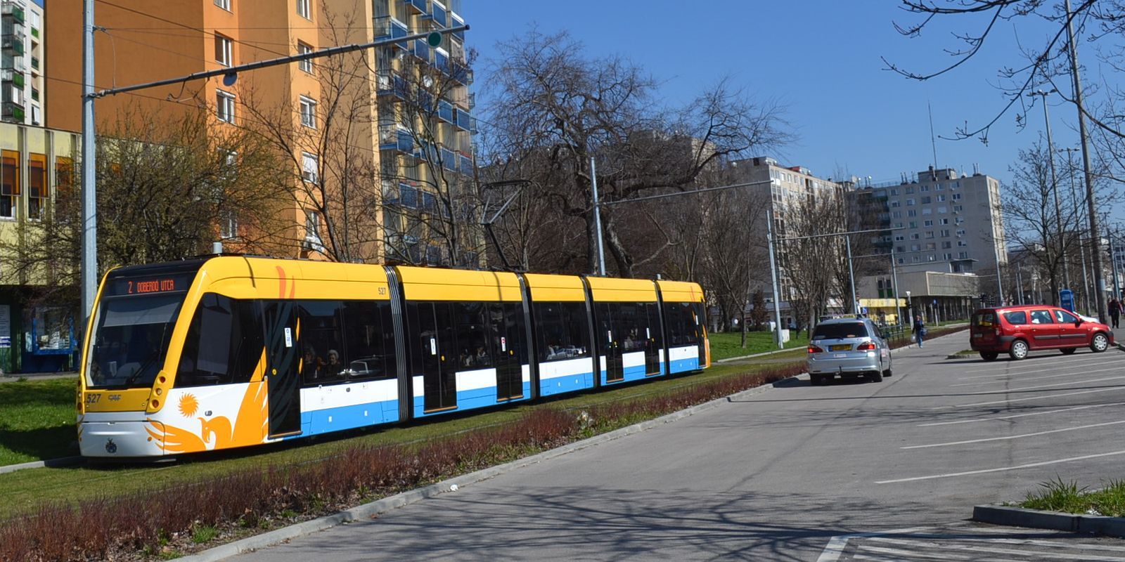 Iris Rental Agency - The best properties in Debrecen a close to the tram lines