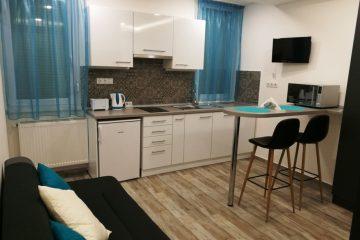 Debrecen, Dózsa György utca - Totally renewed flat is for rent next to tramline