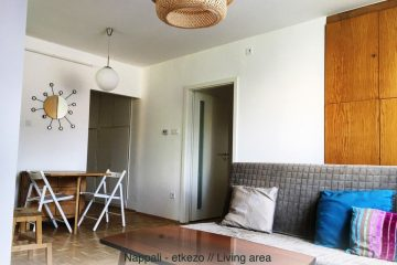 Debrecen, Izsó utca - Ikea style flat in the Big Forest