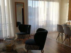 Debrecen, Péterfia utca - Ikea style studio flat in Párizsi udvar
