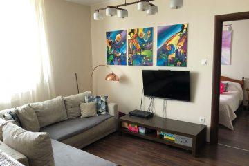 Debrecen, Piac utca - Sunny flat is for rent on Piac utca