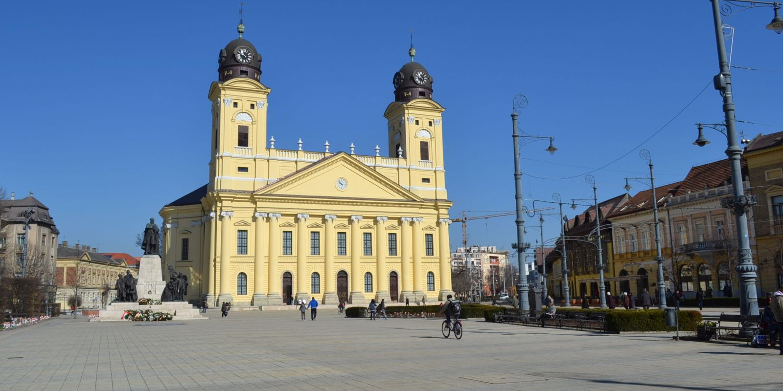 Iris Rental Agency - The best properties in Debrecen a downtown